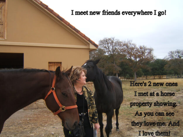 Austin Equestrian Community Homes For Sale Horse